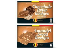 originele belgische koekjes