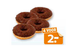 croustifrance chocoladedonuts