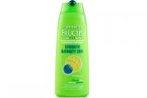 garnier fructis normaal haar krachtgevende 2 in 1 shampoo en cremespoeling