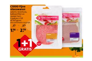 c1000 fijne vleeswaren