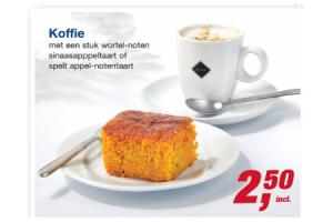 koffie met taart