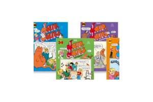 jan jans en de kinderen stripboek