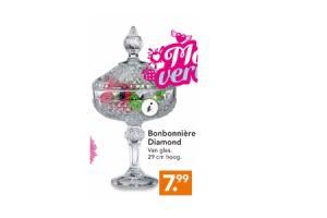diamond bonbonniere