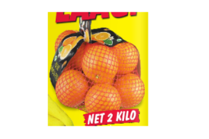 pers sinaasappelen