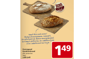 karakterbrood
