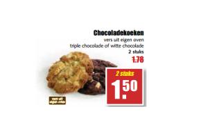 chocoladekoeken