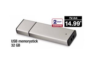 usb memorystick 32gb