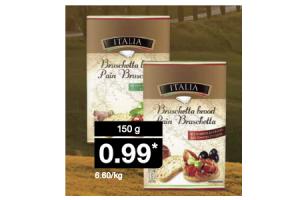 bruschetta brood
