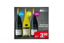 patriarche franse wijn