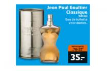jean paul gaultier classique 50 ml