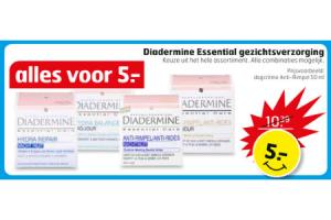 diadermine essential gezichtsverzorging