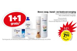 dove zeep hand  en bodyverzorging