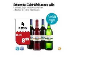 schoondal zuid afrikaanse wijn