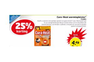 cura heat warmtepleisters