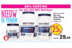 sci mx nutrition