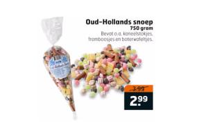 oud hollands snoep