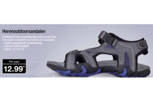 herenoutdoorsandalen