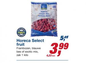 horeca select fruit