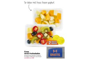 coop verse fruitsalades