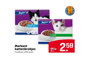 markant kattenbrokjes
