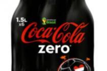 coca cola 6 pack zero