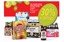 alle alcoholhoudende ciders mexicaans bier rose bier wit bier of weizen