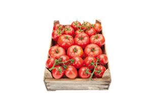 tros  pomodori  of vlees tomaten