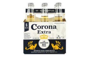 corona extra 6 stuks
