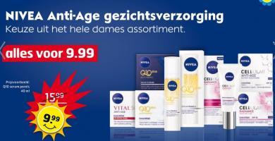 nivea anti age gezichtsverzorging