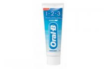 oral b tandpasta 1.2.3.