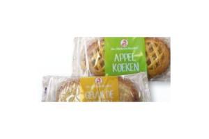 molen appel  of gevulde koeken
