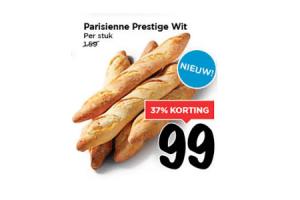 parisienne prestige wit