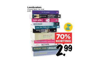 diverse leesboeken