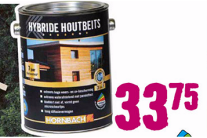 hybride houtbeits