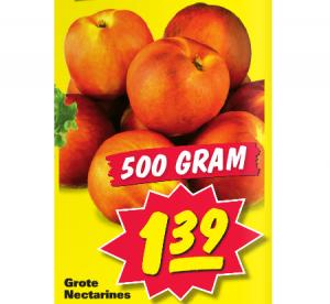 grote nectarines