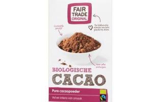 fair trade biologische cacao