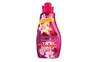 robijn wasverzachter sensation tiarebloem  wilde bessen 1.5 liter