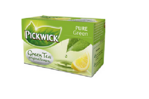 pickwick thee pure green herbal goodness of rooibos harmony