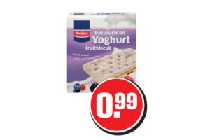 perfekt yoghurt fruitbiscuits