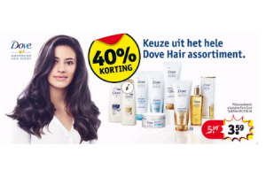 dove hair assortiment