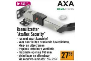 raamuitzetter axaflex security
