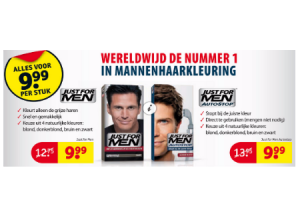 just for men haarkleuring