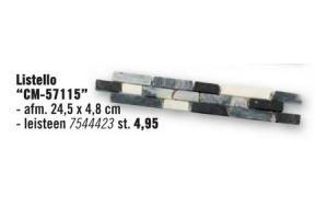 listello cm 57115