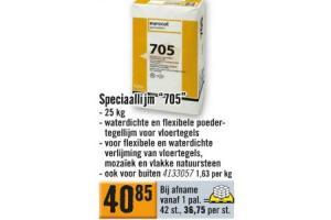 speciaallijm 705