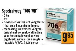 speciaalvoeg 706 wd