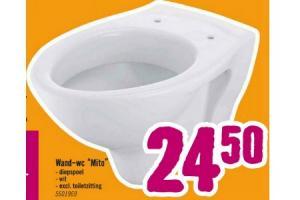 wand wc mito