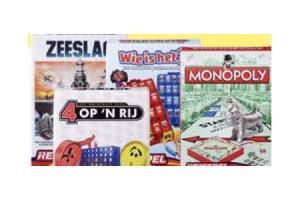 wie is het 4 op een rij monopoly en zeeslag