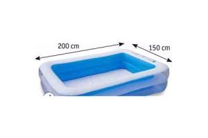 familiezwembad 200 x 150 cm