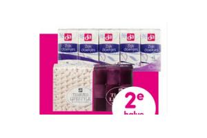 tissues en zakdoeken
