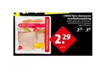 c1000 fijne vleeswaren voordeelverpakking
